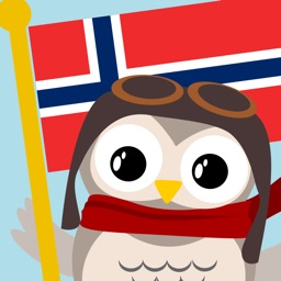 Gus on the Go: Norwegian