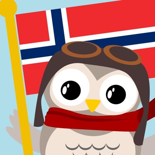 Gus on the Go: Norwegian