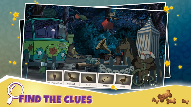 Scooby-Doo Mystery Cases screenshot-0