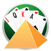Pyramid Solitaire Cards - NeverBored Studios