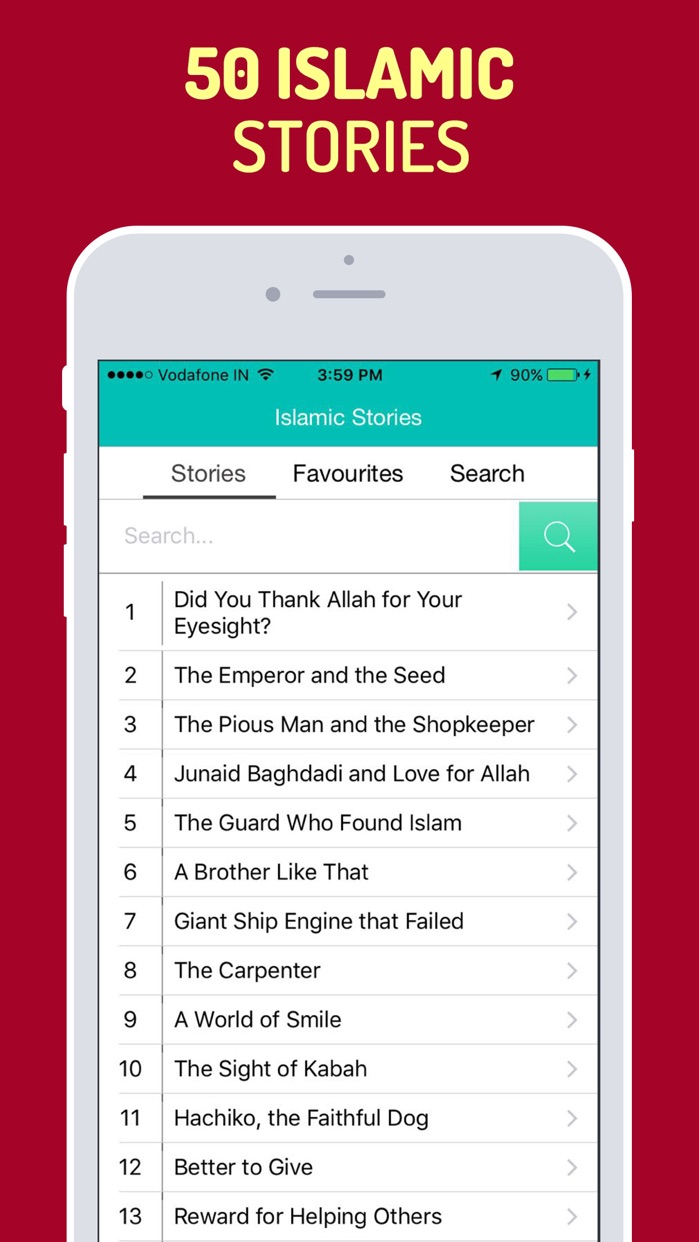 Islamic Stories for Muslim & Non-muslims Screenshot