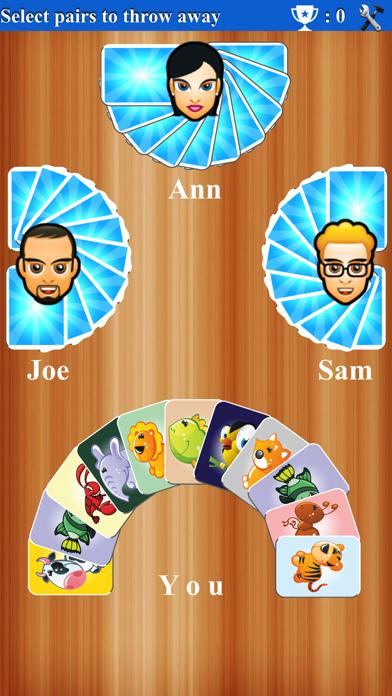 Old Maid Game screenshot three