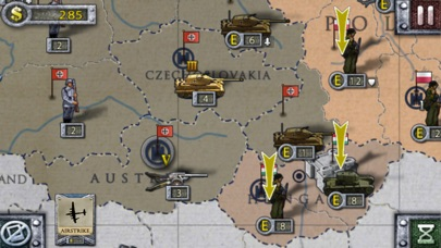 欧陸戦争2 screenshot1
