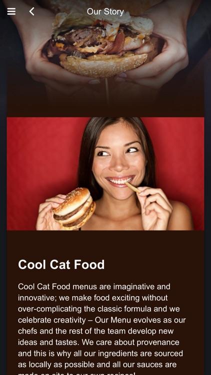 Cool Cat Food