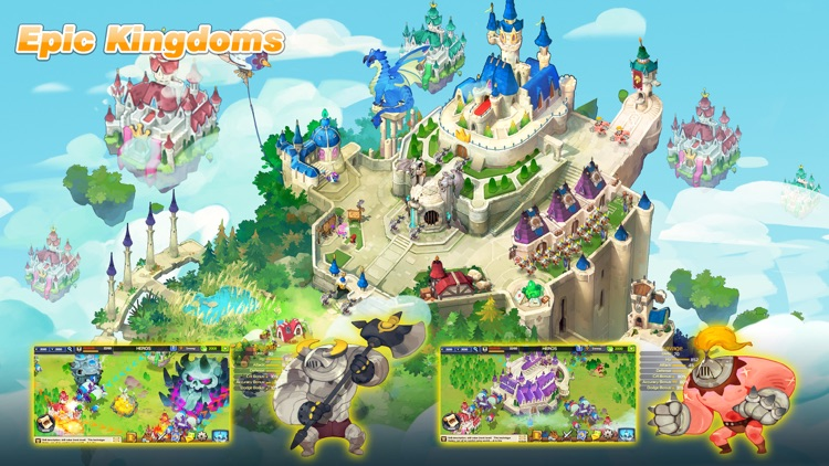 Sky Kingdoms - Castle Siege