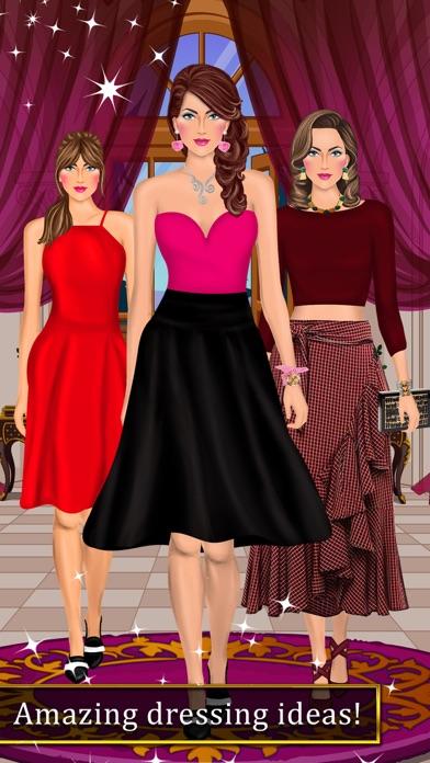 Princess Girls - Royal Closet screenshot three