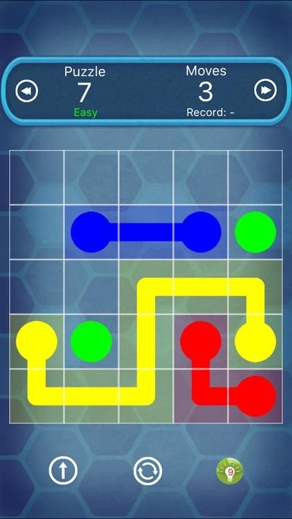 NumberLink Dots& Unblock Block