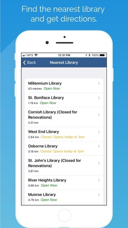 Winnipeg Public Library App screenshot-3