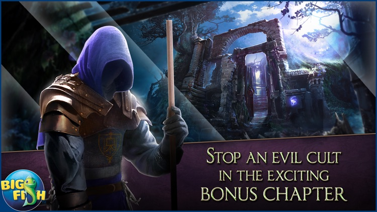 Grim Tales: Graywitch - Hidden Objects screenshot-3