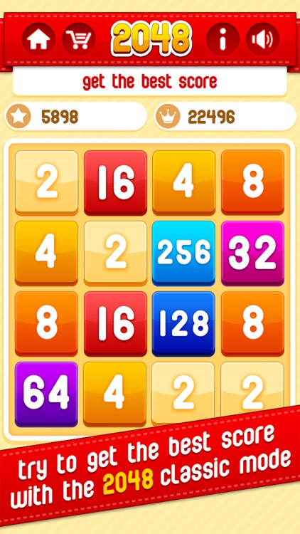 2048 plus – New Version screenshot-0