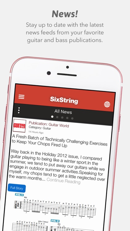 SixString screenshot-3