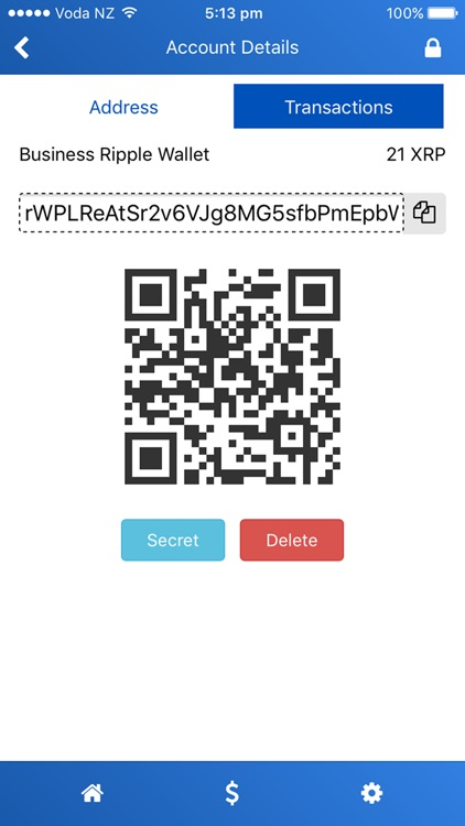 Toast Wallet! screenshot-1