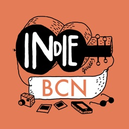 Indie Guides Barcelona, guide & offline map