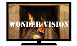 Wonder Fireplace 2 - Video Wallpaper of Relaxing Scenes