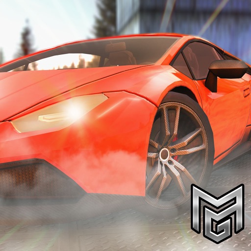 Impossible Track Simulator iOS App