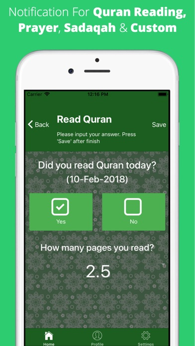Fath - Islamic App screenshot 2