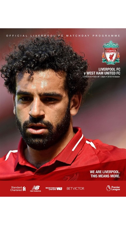 Liverpool FC Programmes screenshot-4