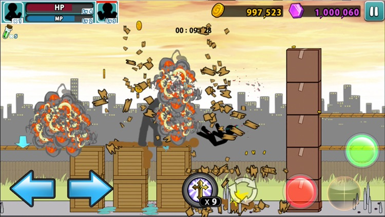 Anger of Stick 5 screenshot-3