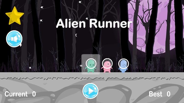 Alien Runner!