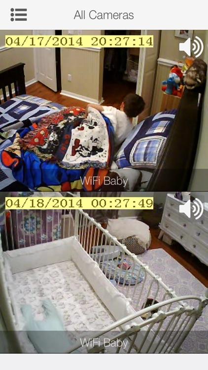 WiFi Baby screenshot-3