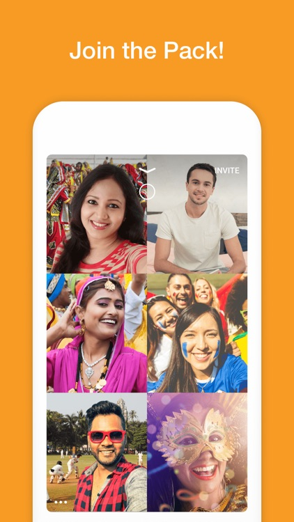 Pack - Live Group Video Chat