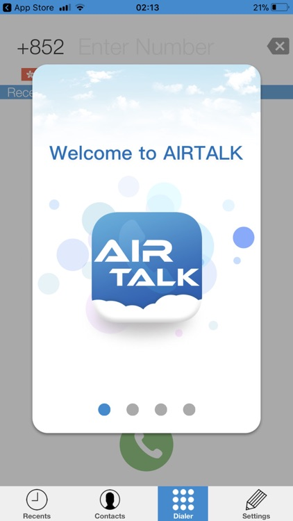 by Shinetown Telecommunication Ltd. AIRTALK ROAM bab2c220d4e6