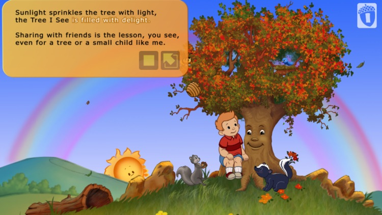 The Tree I See - Storybook screenshot-4