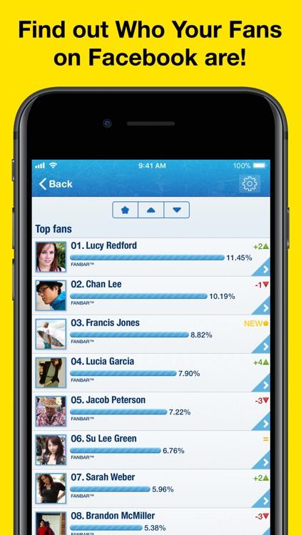 MyTopFans Pro - Social Tracker