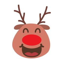 Christmasmoji Sticker Pack