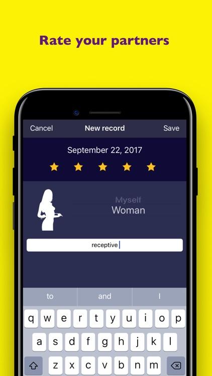 My Sex Calendar screenshot-3