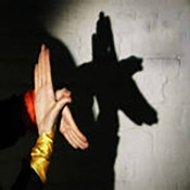 Hands Shadow Puppets