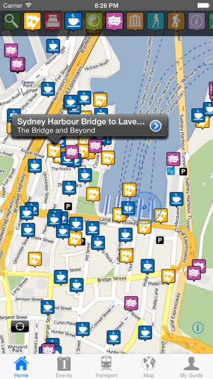 Sydney Travel Guide Offline