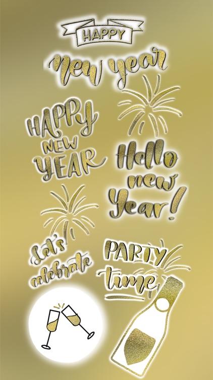 New Year Calligraphy screenshot-4