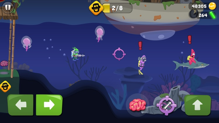 Zombie Catchers screenshot-5
