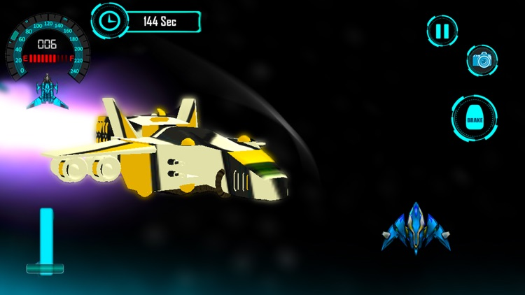 Spaceship Simulator Games 2018 by Usman Sadiq