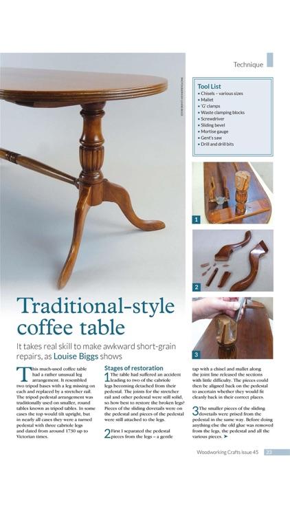 Woodworking Crafts Magazine screenshot-4