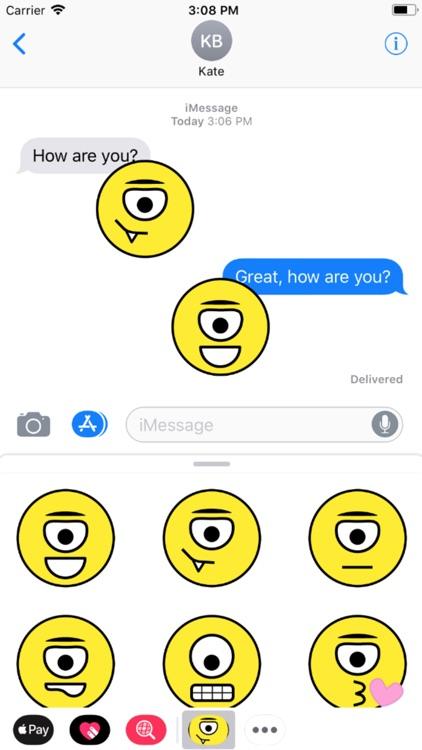 Cyclops Emoji