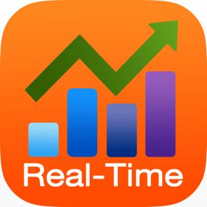 Real-time Stocks Tracker ios app