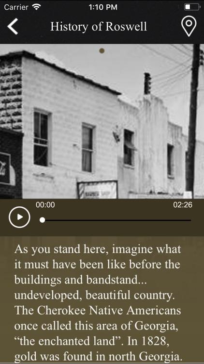 Roswell Mills and Civil War screenshot-3