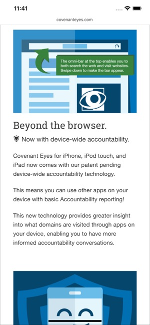 Accountability app for iphone