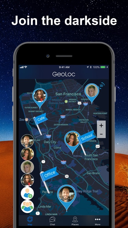 GeoLoc Family Location Tracker screenshot-4