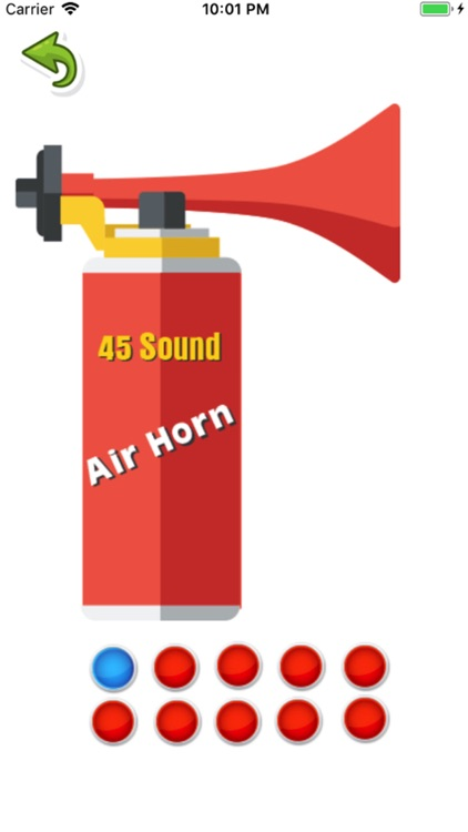 Real Air Horn 45 Funny Sound