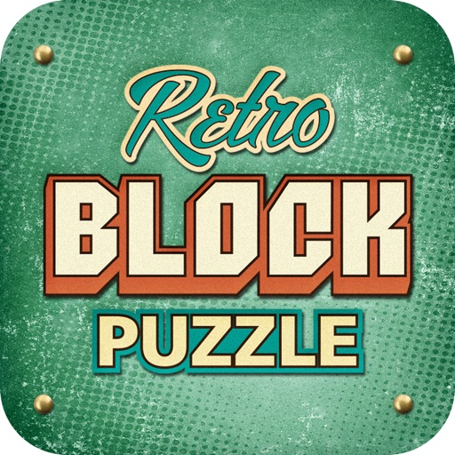 Retro Block Puzzle Game