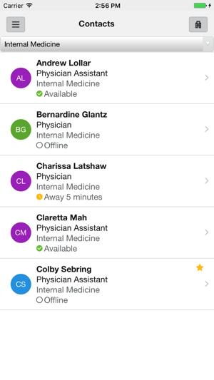 Careaware Connect Messenger On The App Store
