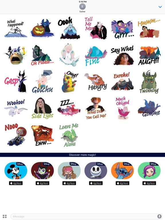 Disney Stickers: Halloween screenshot 10