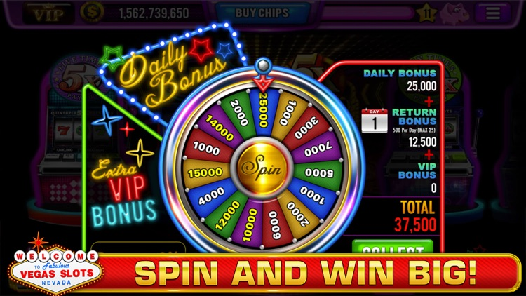 Vegas Slots - Slot Machines! screenshot-3