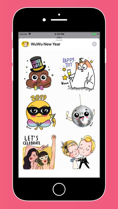 WuWu's New Year 2019 screenshot three