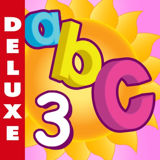 SPELLING MAGIC 3 Deluxe iOS App