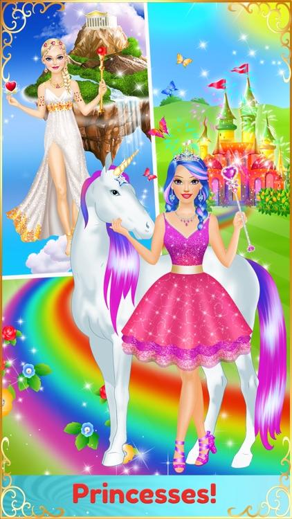 Dress Up & Makeup Girl Games screenshot-7