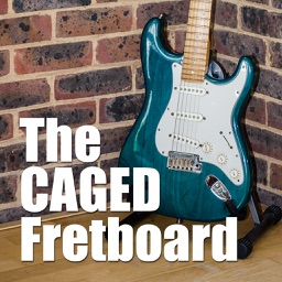 CAGED Fretboard by David Mead